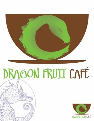 Fictional Cafe Logo