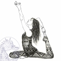 Yoga Figure drawing