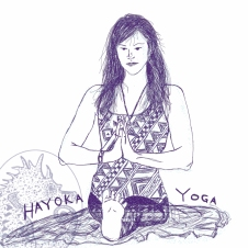 Yoga Drawing