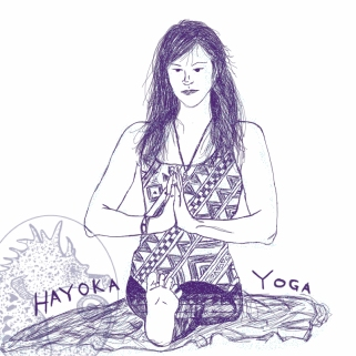 Yoga Drawing