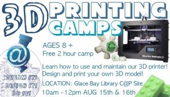 CAP Printing Camps