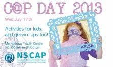 CAP Day flyer