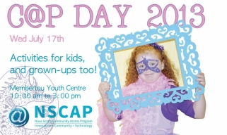 CAP Day flyer