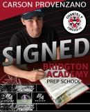 Carson Signed Bridgton May 31 2018