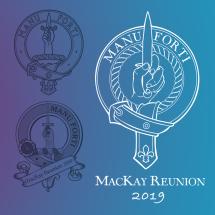 MacKay Modernized Crest